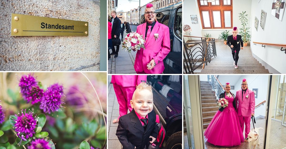 Hochzeitsfotos Standesamt Freital